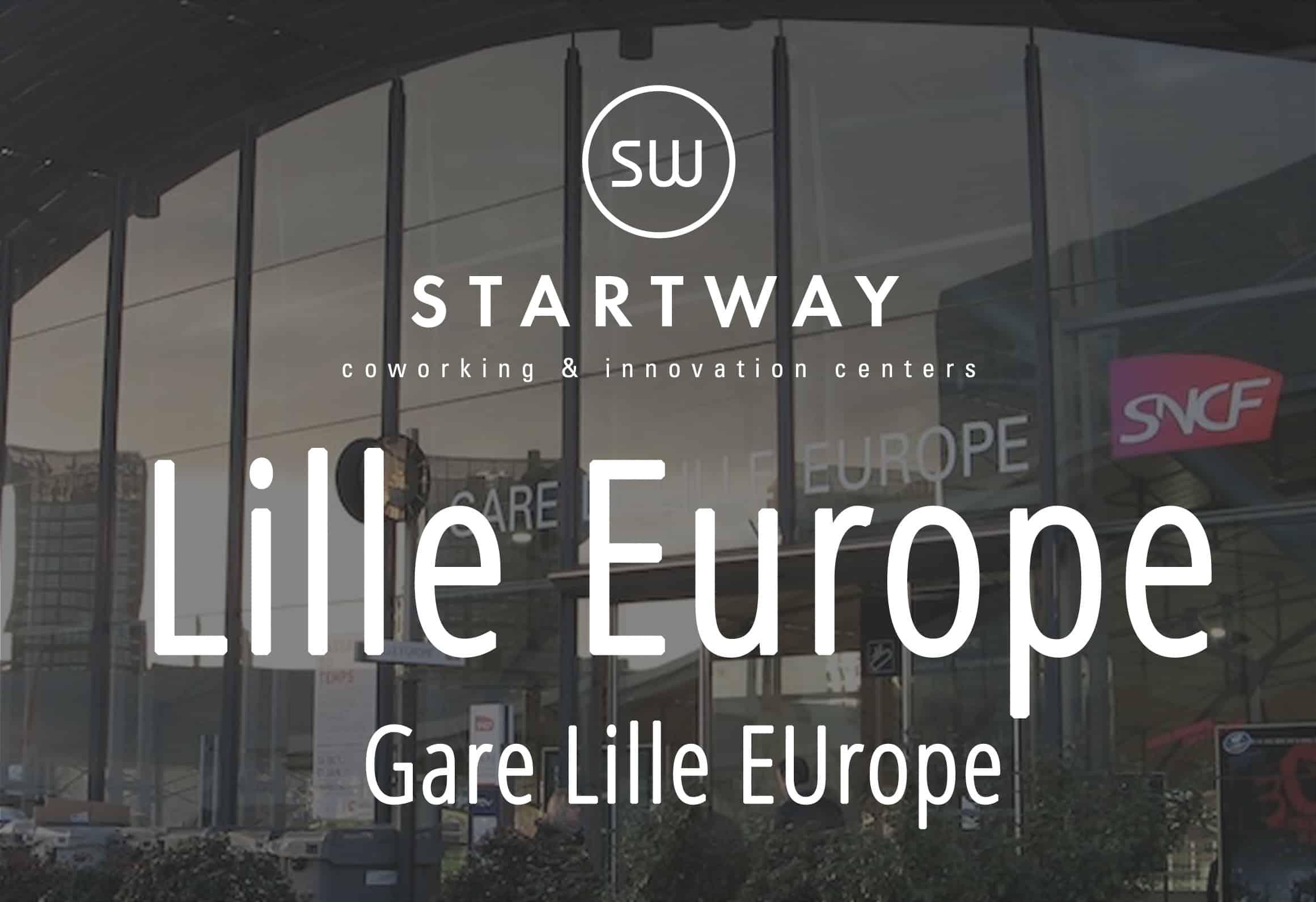 Espace-de-coworking-à-Lille-Gare-Europe centre d'affaires