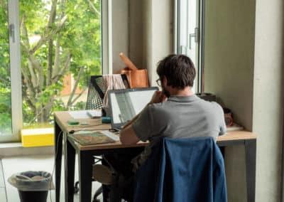 Espace de coworking à Paris 18ème