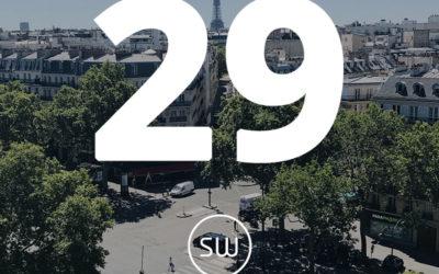 Startway ouvre son 29ème espace de coworking à Paris Grande Armée Porte Maillot