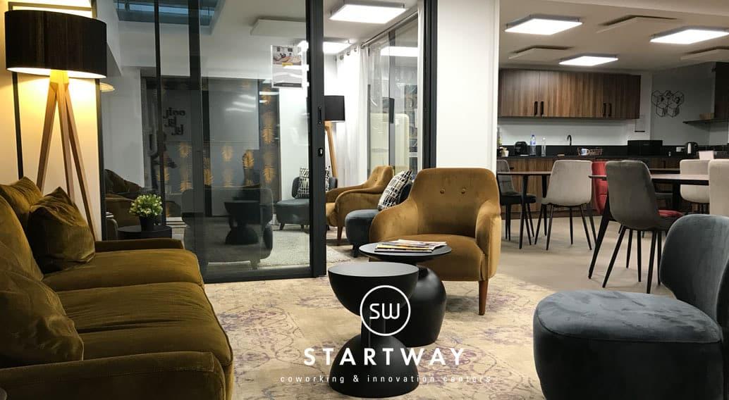 Startway, accompagnateur du changement et du développement de projet au sein de ces espaces de coworking