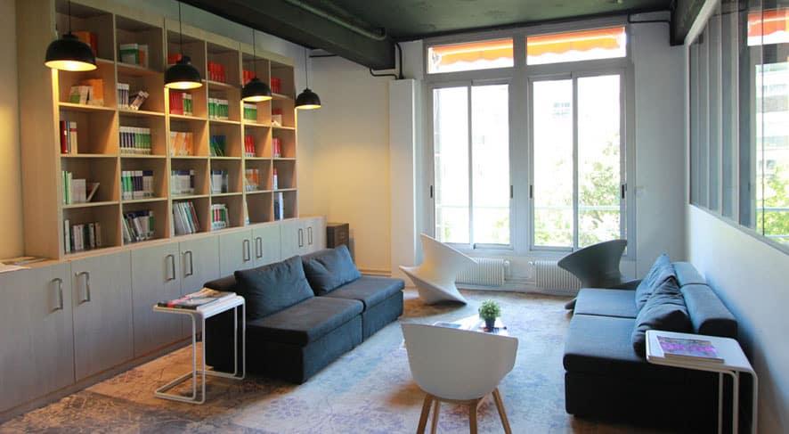 Salle de réunion Paris 16ème arrondissement