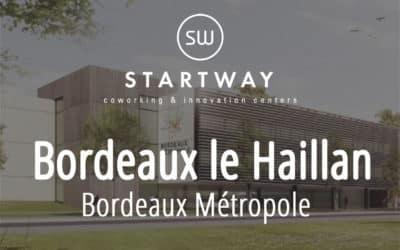 Ouverture du 32ème espace de coworking à Bordeaux – commune du Haillan