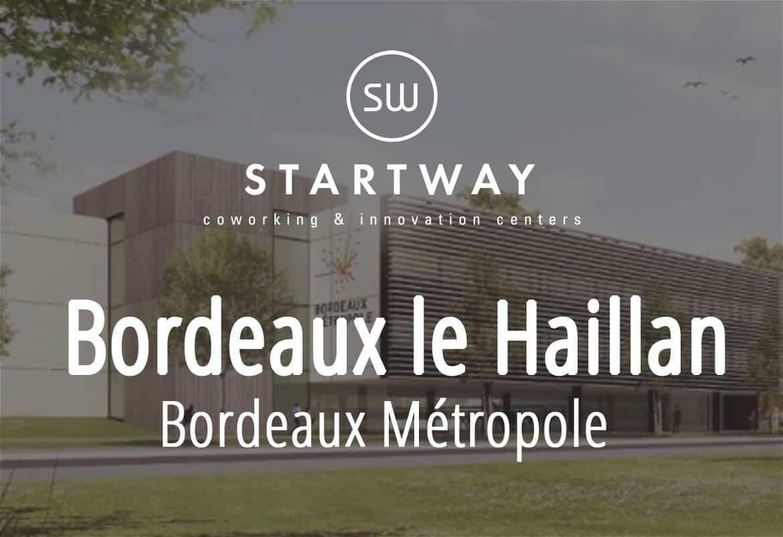 centre d'affaires coworking le Haillan Bordeaux Métropole