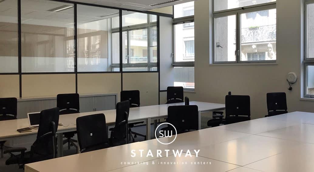 Location de bureaux à Paris 17ème centre d'affaires