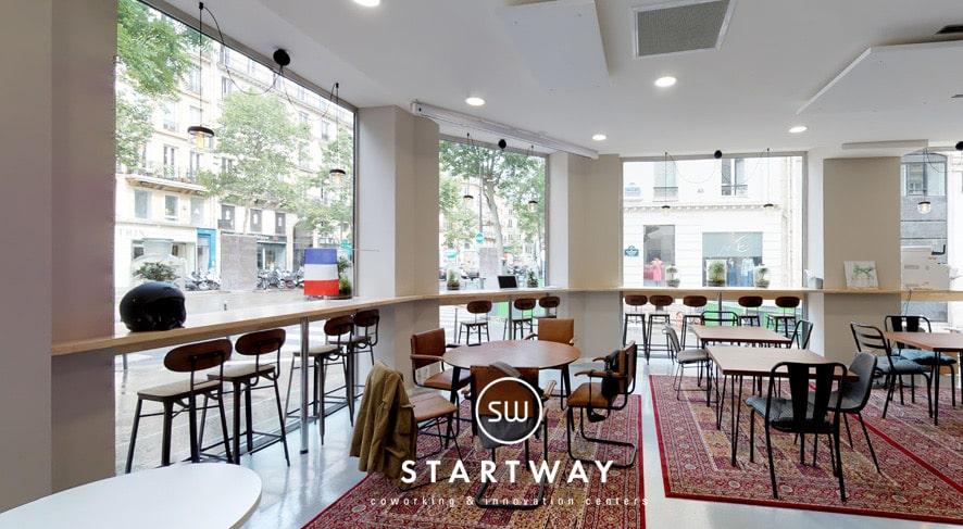 ESpace de coworking Paris centre