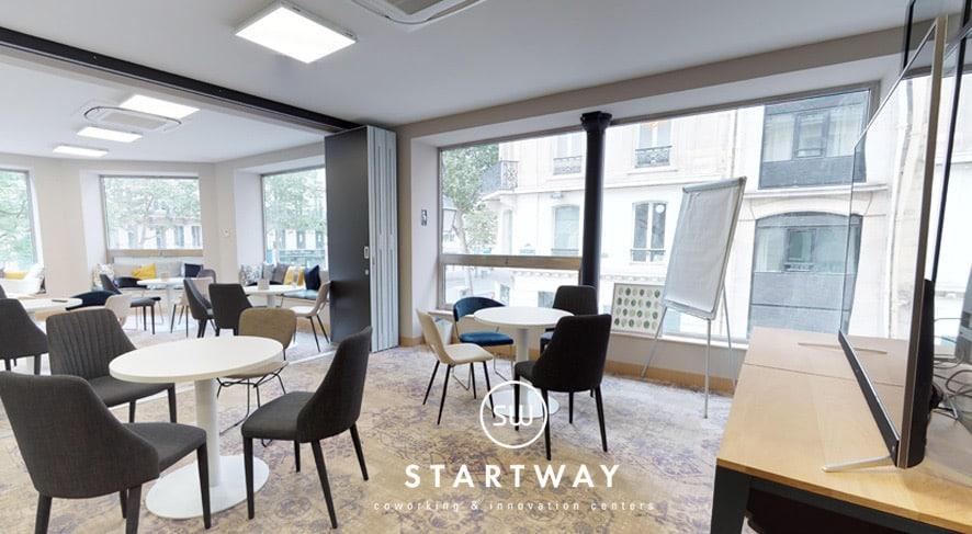 salle de créativité à Paris Sentier Marais