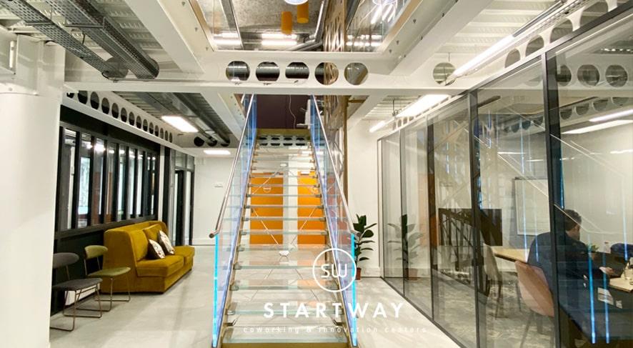 Espace de coworking centre de Paris quartier Bastille