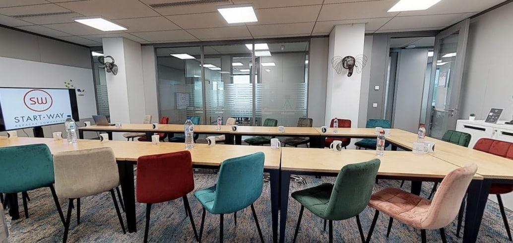 Salle de réunion à Issy les Moulineaux, séminaires, creative room. Coworking à Issy
