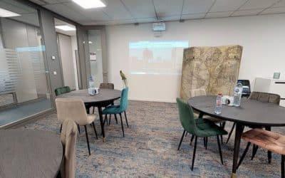 Salle de réunion à Issy-les-Moulineaux