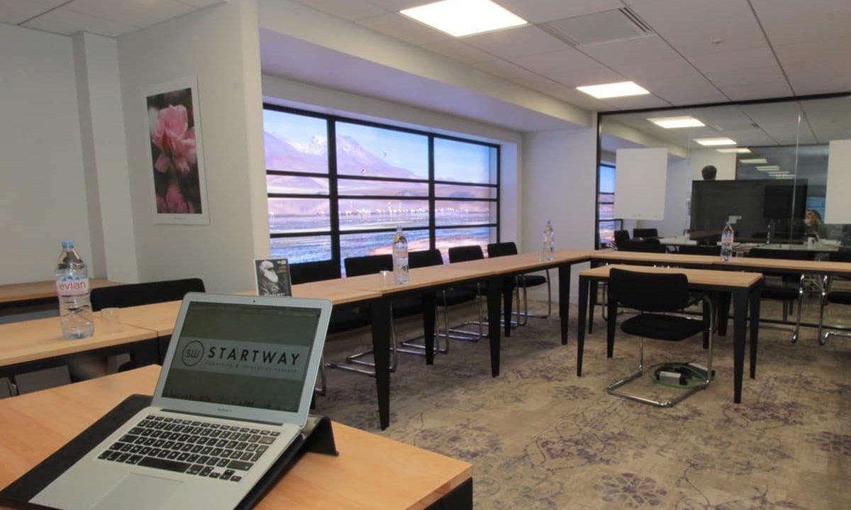 Startway salle de réunion Paris - Grande Armée Coworking