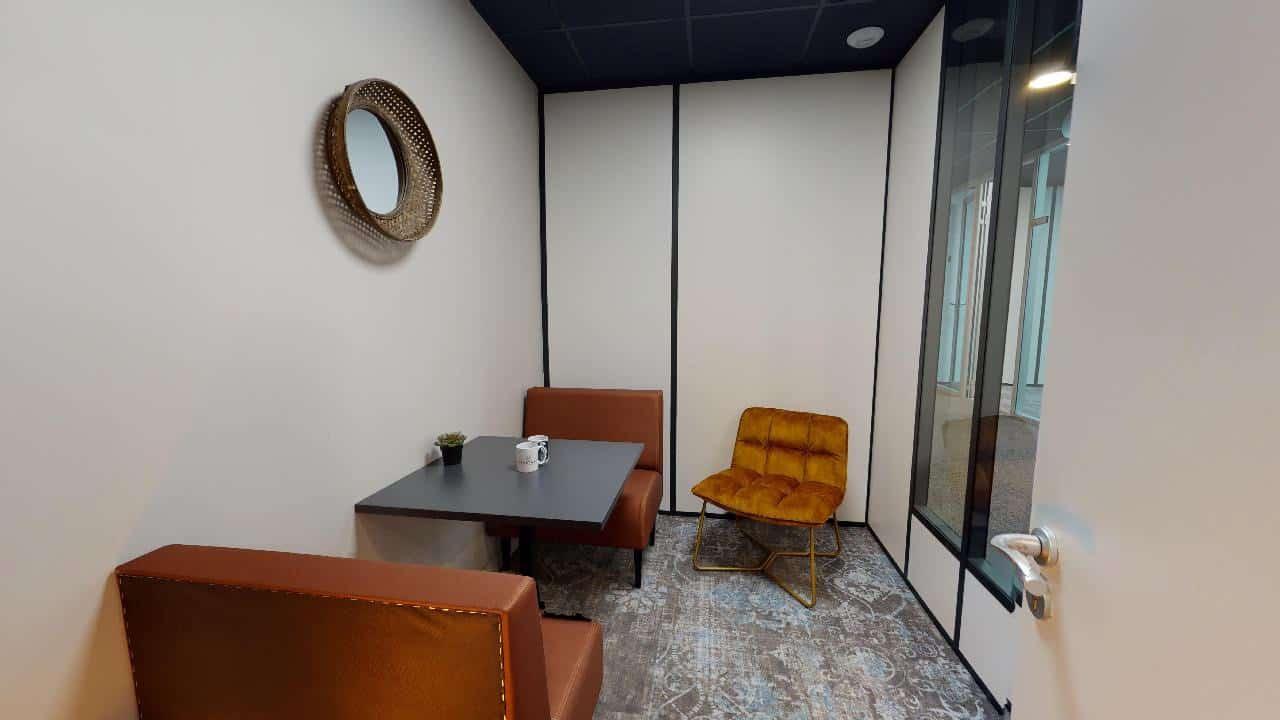 Location de salle de réunion à Lille. espace conférence, formation près de la Gare de Lille Europe