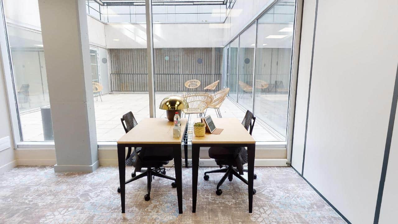 Location de bureaux à Lille - Coworking Lille centre d'affaires