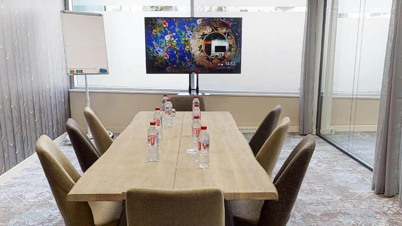 Location de salle de réunion à Lille - séminaires et créativité