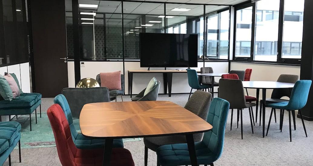Salle de réunion Bordeaux Aéroport Mérignac le Haillan