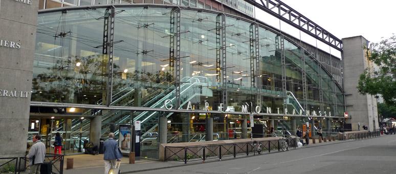 Centre affaires Paris Montparnasse