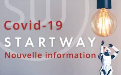 Covid19 Communiqué de Presse reprise des espaces de coworking le 11 mai 2020