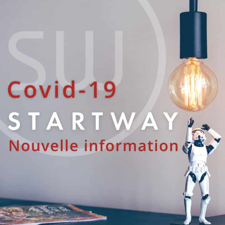 Covid19 Startway nouvelle information 720px