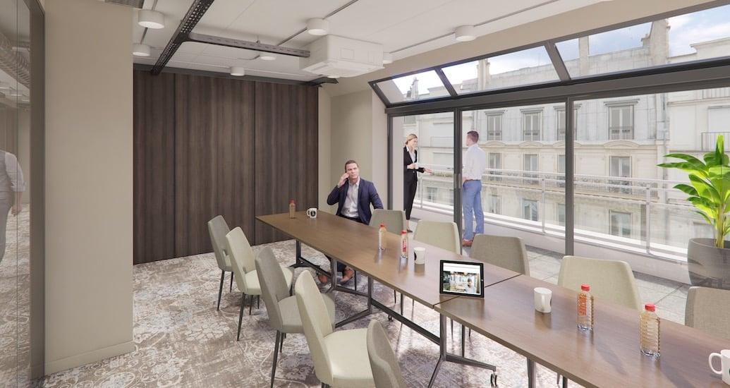 Location de salle de réunion Paris gare Montparnasse