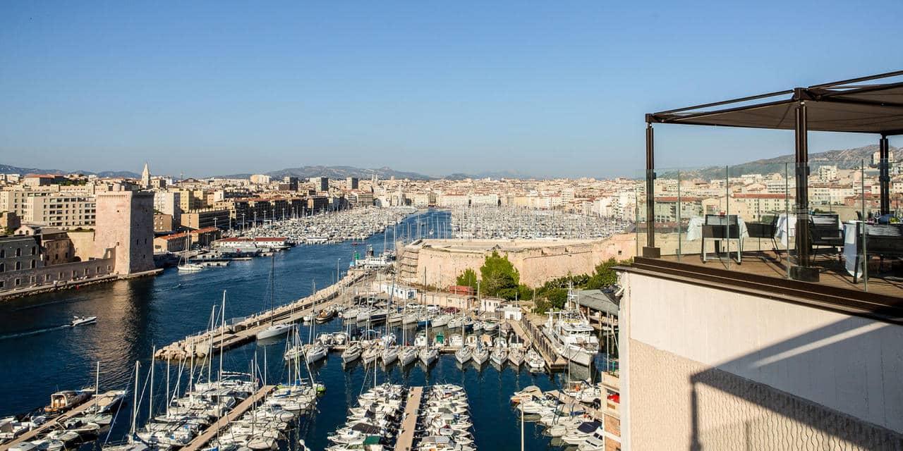 Espace de coworking à Marseille Vieux Port Préfecture - centre d'affaires