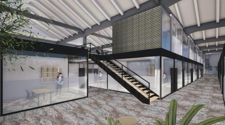 centre d'affaires et coworking à Nice