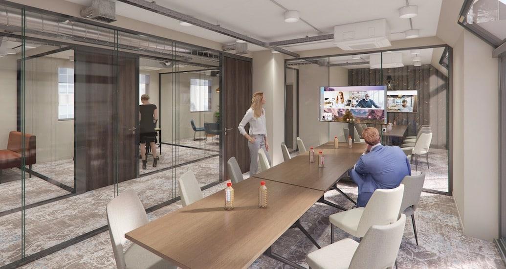 Location de salle de réunion à Nice gare Coworking