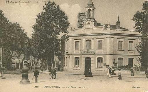 Centre d'affaires à Arcachon