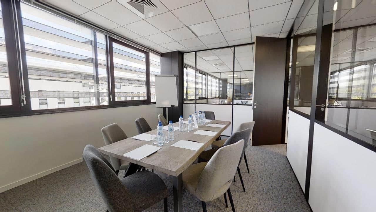 Location de salle de réunion à Bordeaux Aéroport le HAillan - Startway coworking