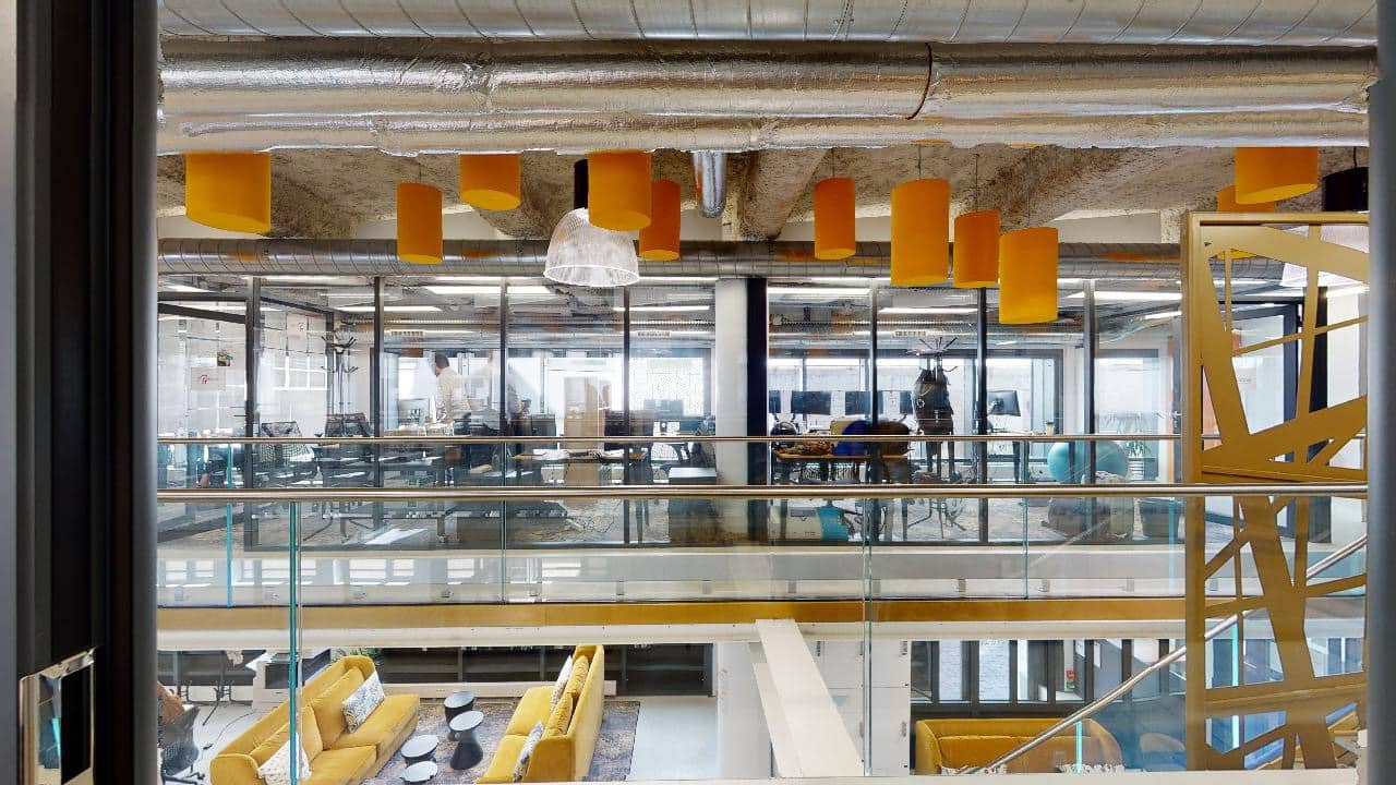 bureaux à partager à Paris 11