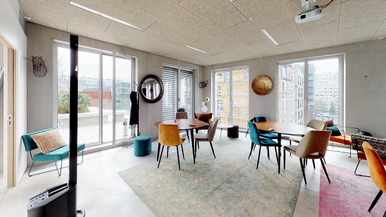 Location de salle de réunion à Paris 18ème arrondissement