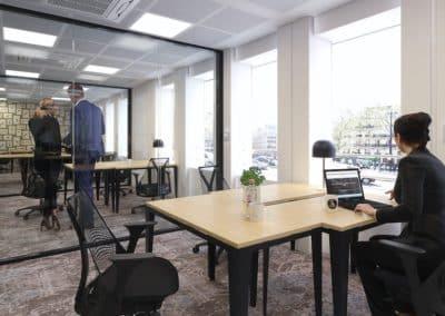 Location de bureaux à Arcachon flex office