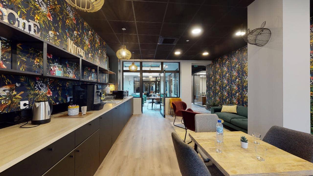 espace de coworking à Lille domiciliation d'entreprise