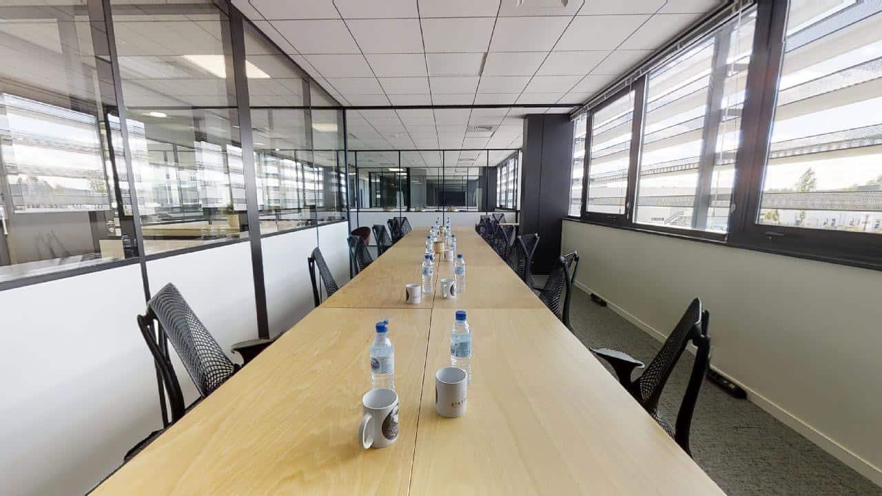 location de salle de réunion à Bordeaux Aéroport le Haillan