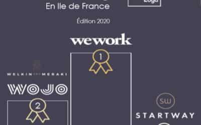 Guide du coworking Ile de France 2020 Arthur Loyd