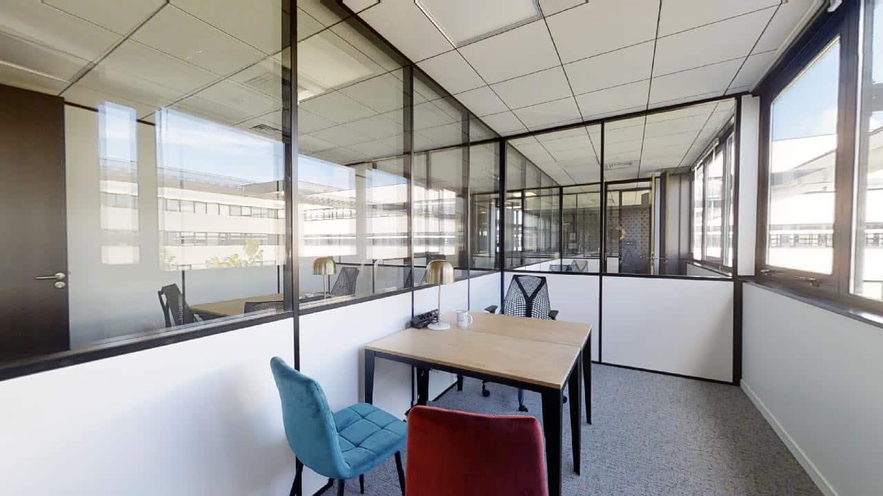 espace de coworking Bordeaux le Haillan