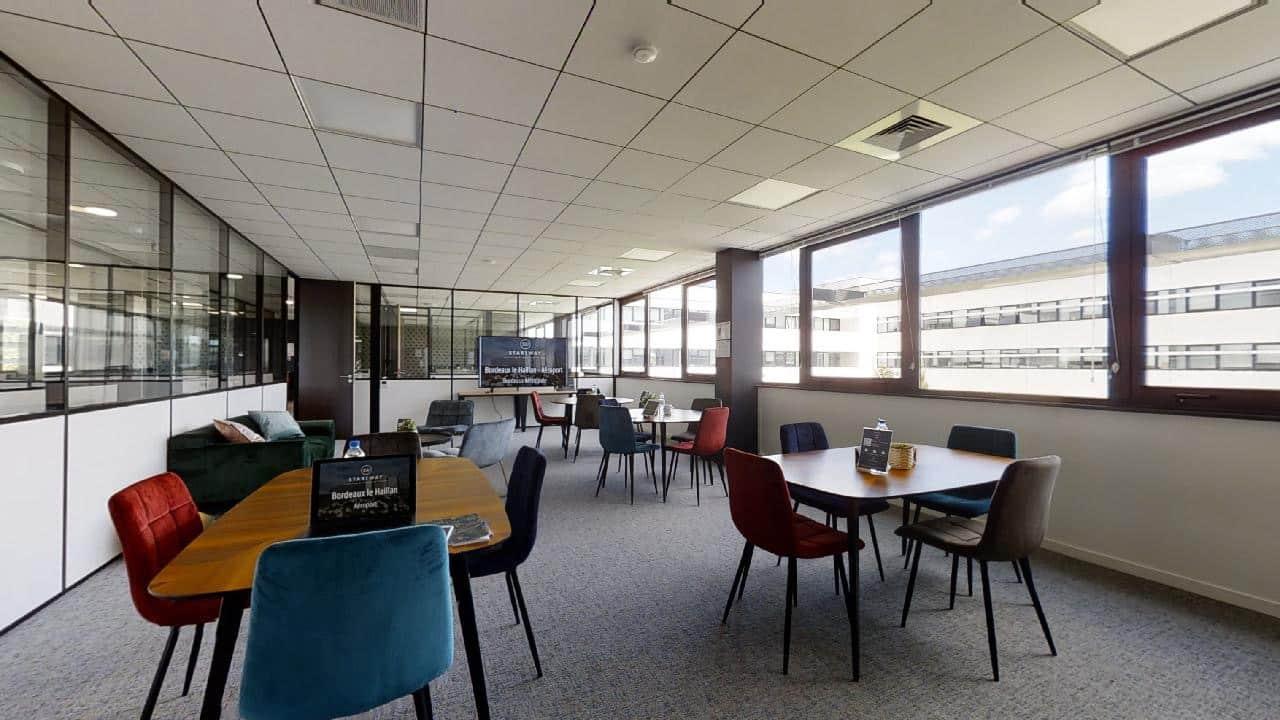 location de salle de réunion au Haillan Bordeaux Aéroport
