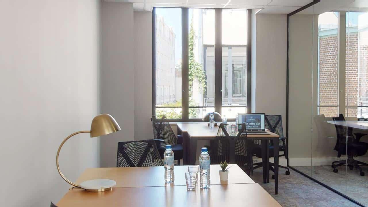 bureaux à louer à Lille Grand Place Coworking