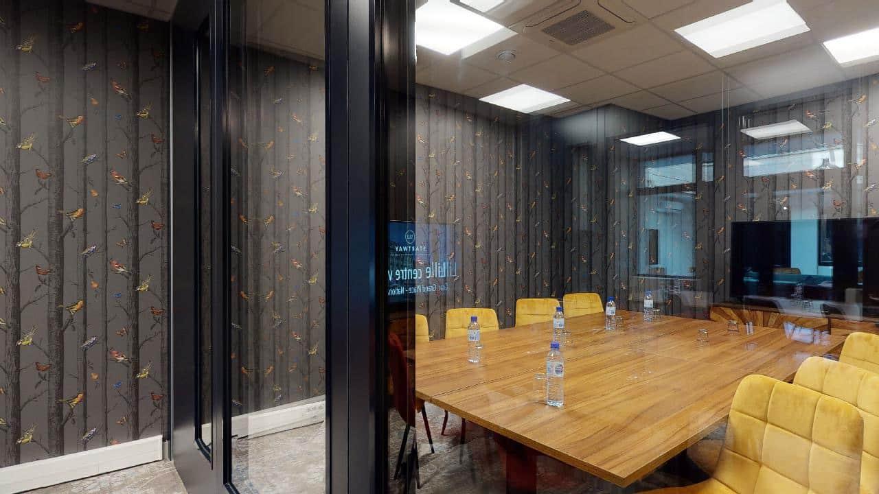 Location salle de réunion à Lille séminaires conférence meetup