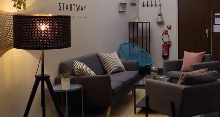 espace de coworking dans le 17ème arrondissement de PAris Bureaux à louer