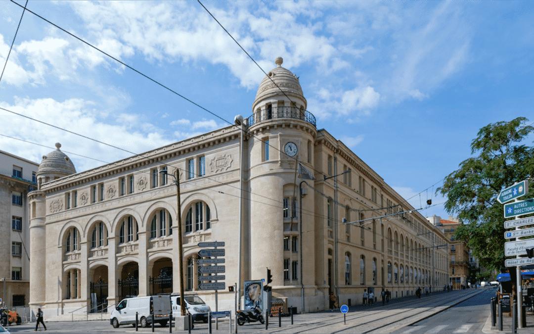 Domicilier une entreprise à Marseille centre Colbert