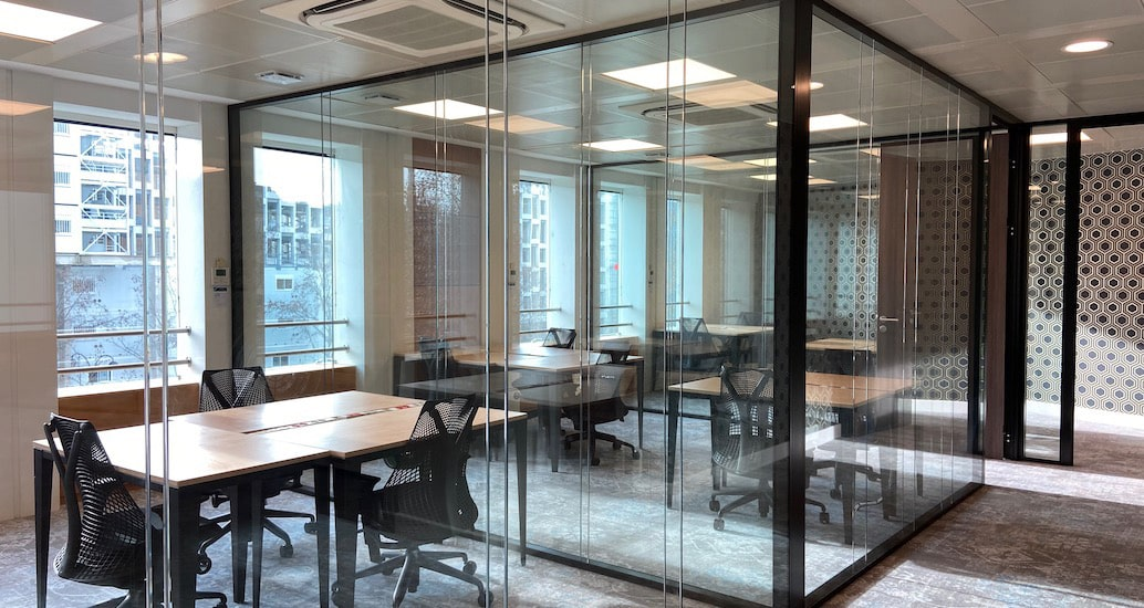 Centre d'affaires et coworking à Paris Porte Maillot Grande Armée