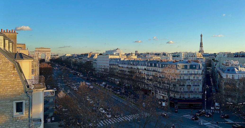 Coworking Paris Grande Armée Porte Maillot