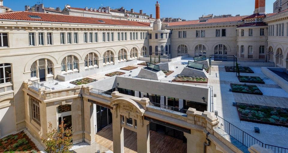 Espace de coworking Marseille Colbert