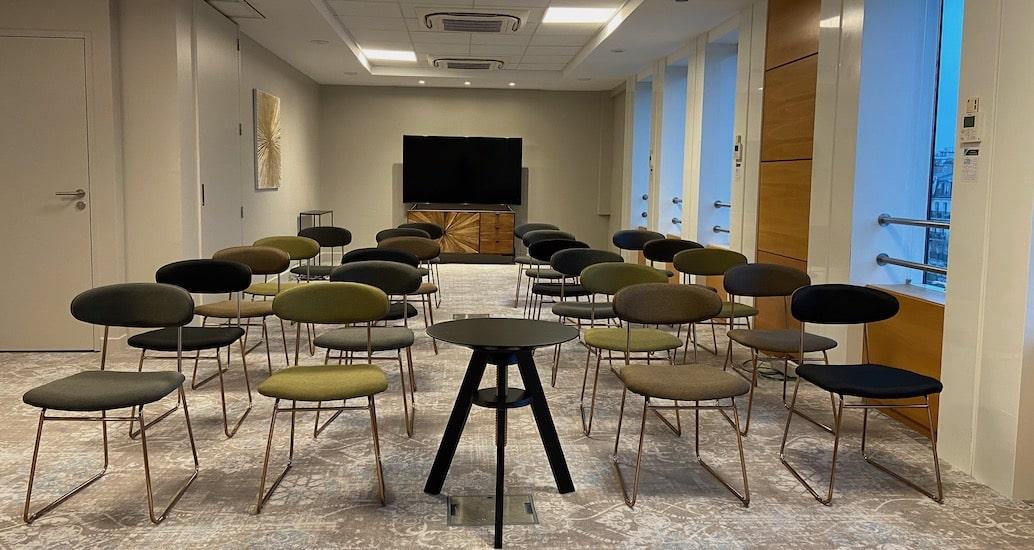 location de salle de réunion à Paris Etoile Porte Maillot