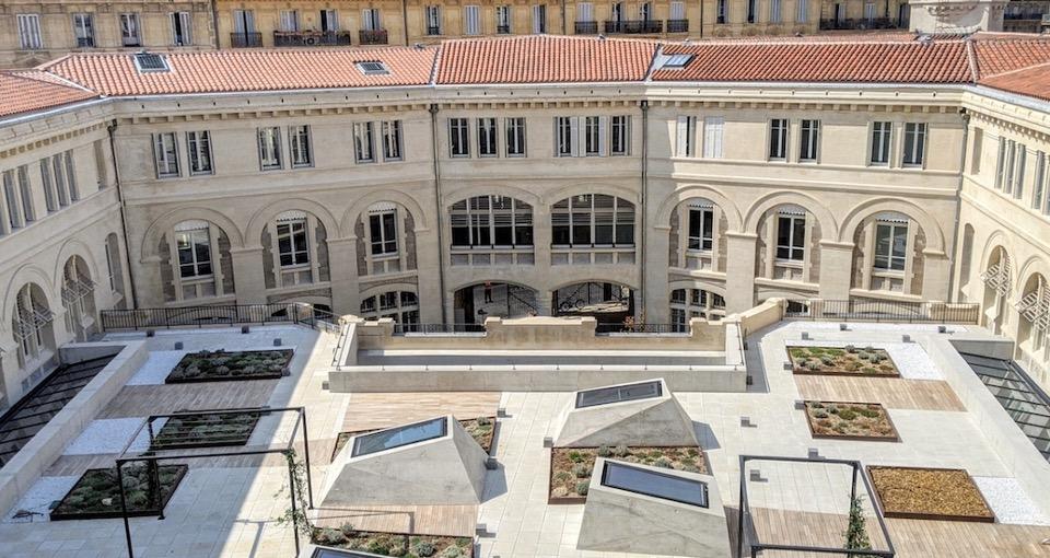 Bureaux à louer à Marseille centre d'affaires