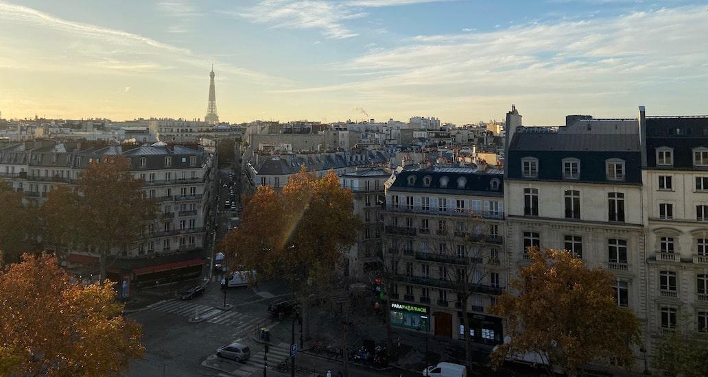 Coworking Paris Porte Maillot Grande Armée