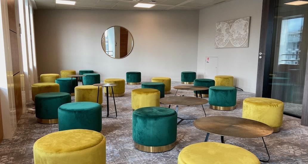 espace de conférence et réunion à Paris Porte Maillot