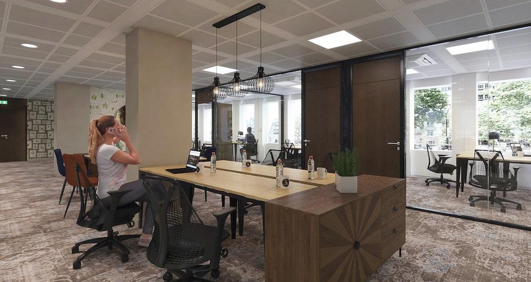 centre d'affaires à Marseille et coworking