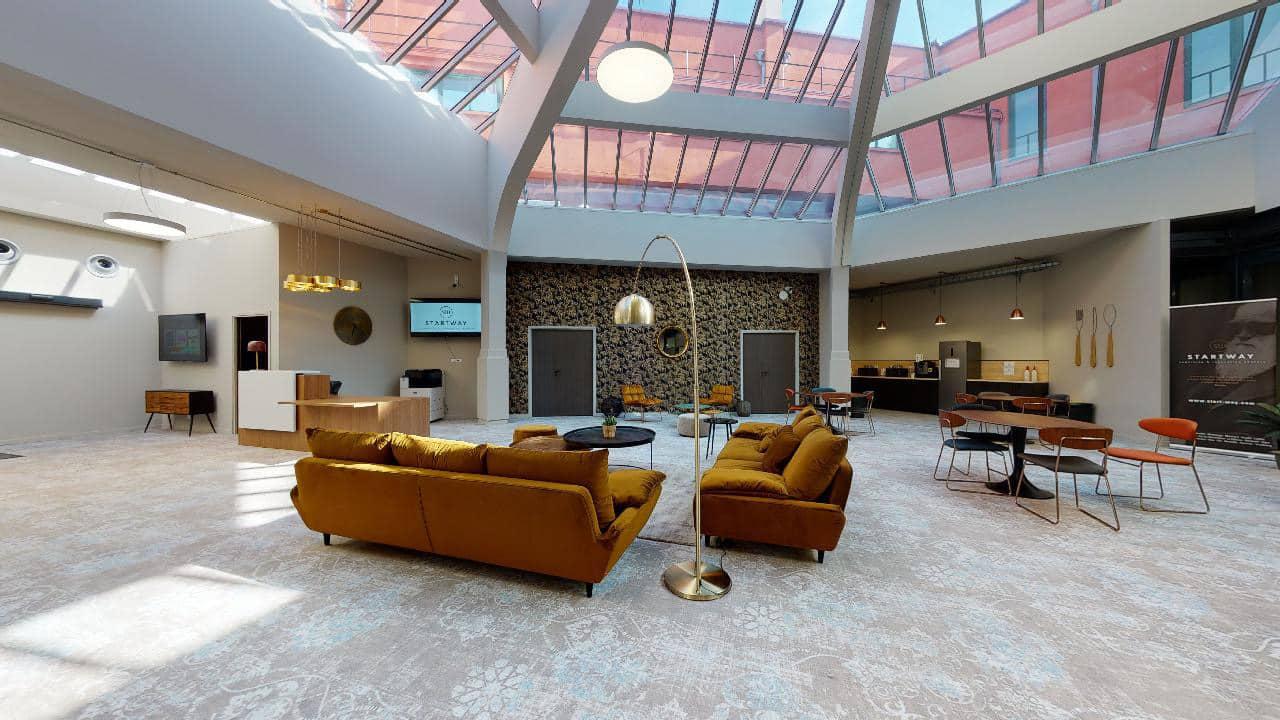 location de salle de réunion à Nice Gare - meetup conférence