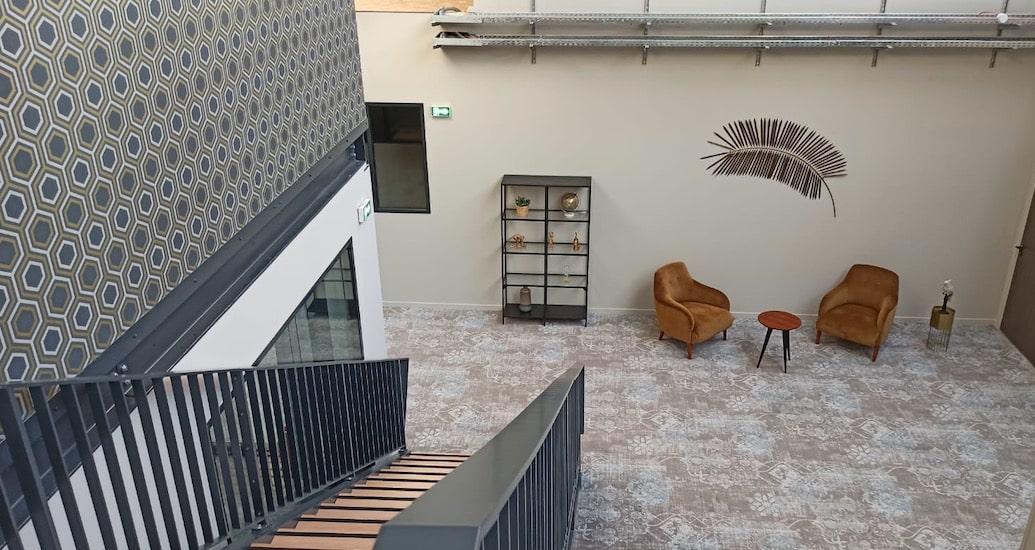 Espace de coworking à Nice - bureaux à louer