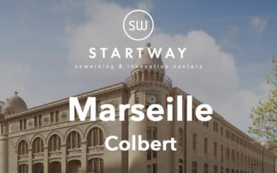 Startway ouvre un nouvel espace de coworking à Marseille Colbert
